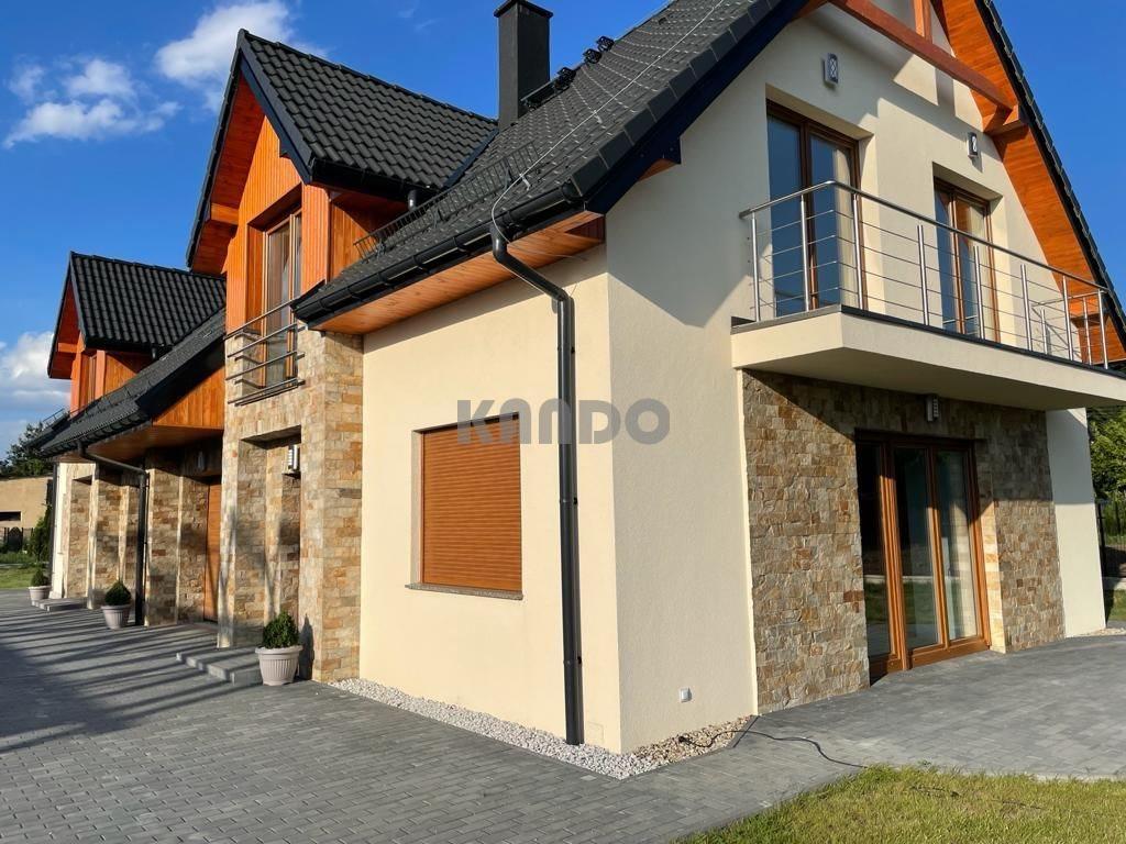 Dom na sprzedaż Nowa Wieś Wrocławska  135m2 Foto 1