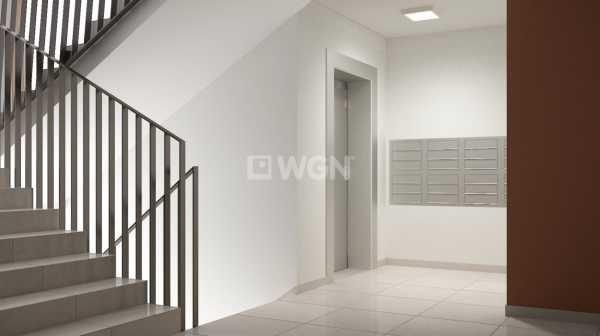 Mieszkanie dwupokojowe na sprzedaż Wrocław, Krzyki, Skarbowców  48m2 Foto 9