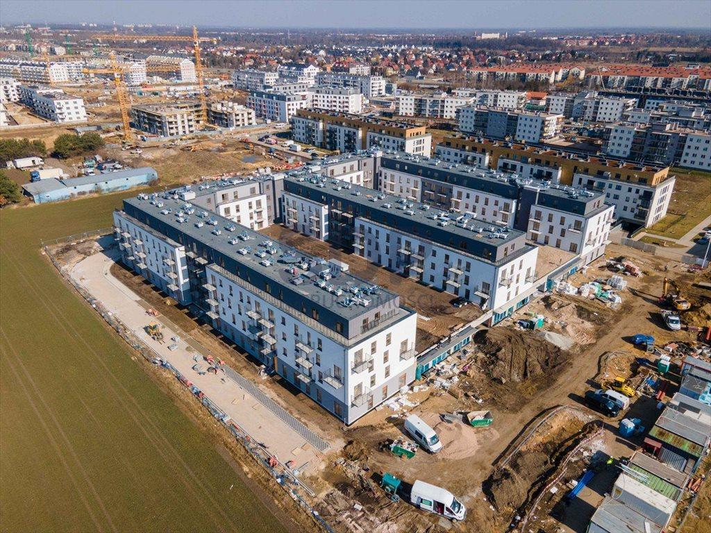 Mieszkanie trzypokojowe na sprzedaż Wrocław, Krzyki, Jagodno, Buforowa  50m2 Foto 6