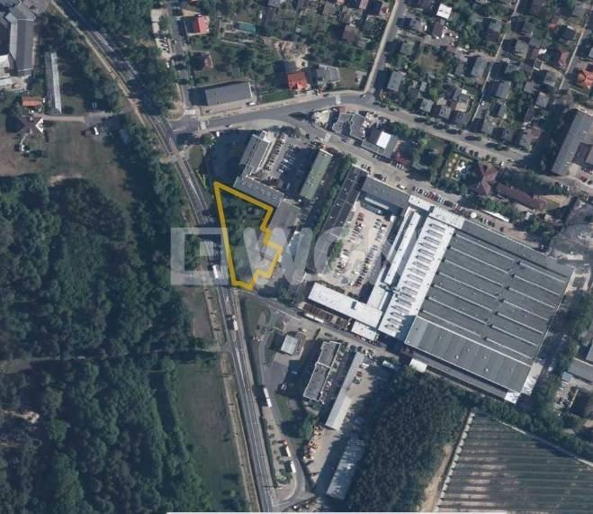 Działka inwestycyjna na sprzedaż Ostrzeszów, droga krajowa DK 11, droga krajowa DK 11  2819m2 Foto 4
