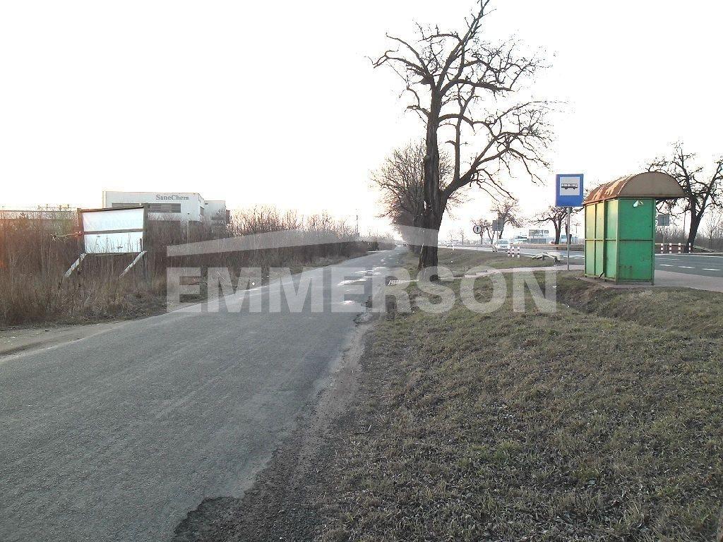 Działka przemysłowo-handlowa pod dzierżawę Czosnów, Łomna, Gdańska  8000m2 Foto 2