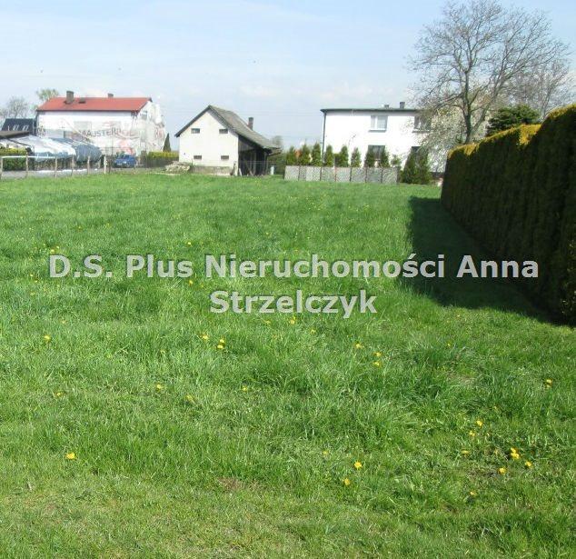 Działka budowlana na sprzedaż Golasowice  1236m2 Foto 1