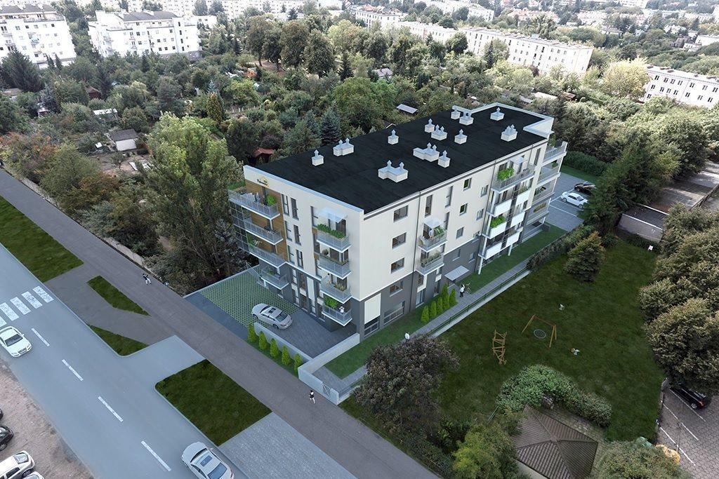 Mieszkanie trzypokojowe na sprzedaż Poznań, Jeżyce, Winiary  58m2 Foto 2