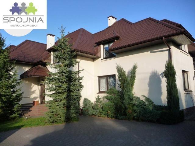 Dom na sprzedaż Józefosław, Ogrodowa  420m2 Foto 1