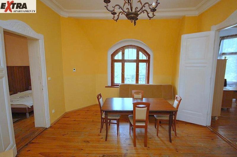 Mieszkanie trzypokojowe na wynajem Sopot, Dolny, Grunwaldzka  96m2 Foto 1