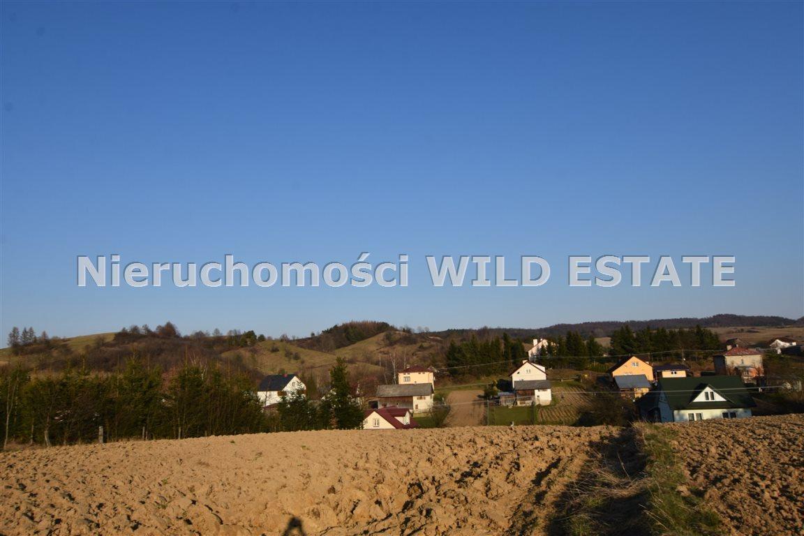 Działka rolna na sprzedaż Lesko, Średnia Wieś  3561m2 Foto 4