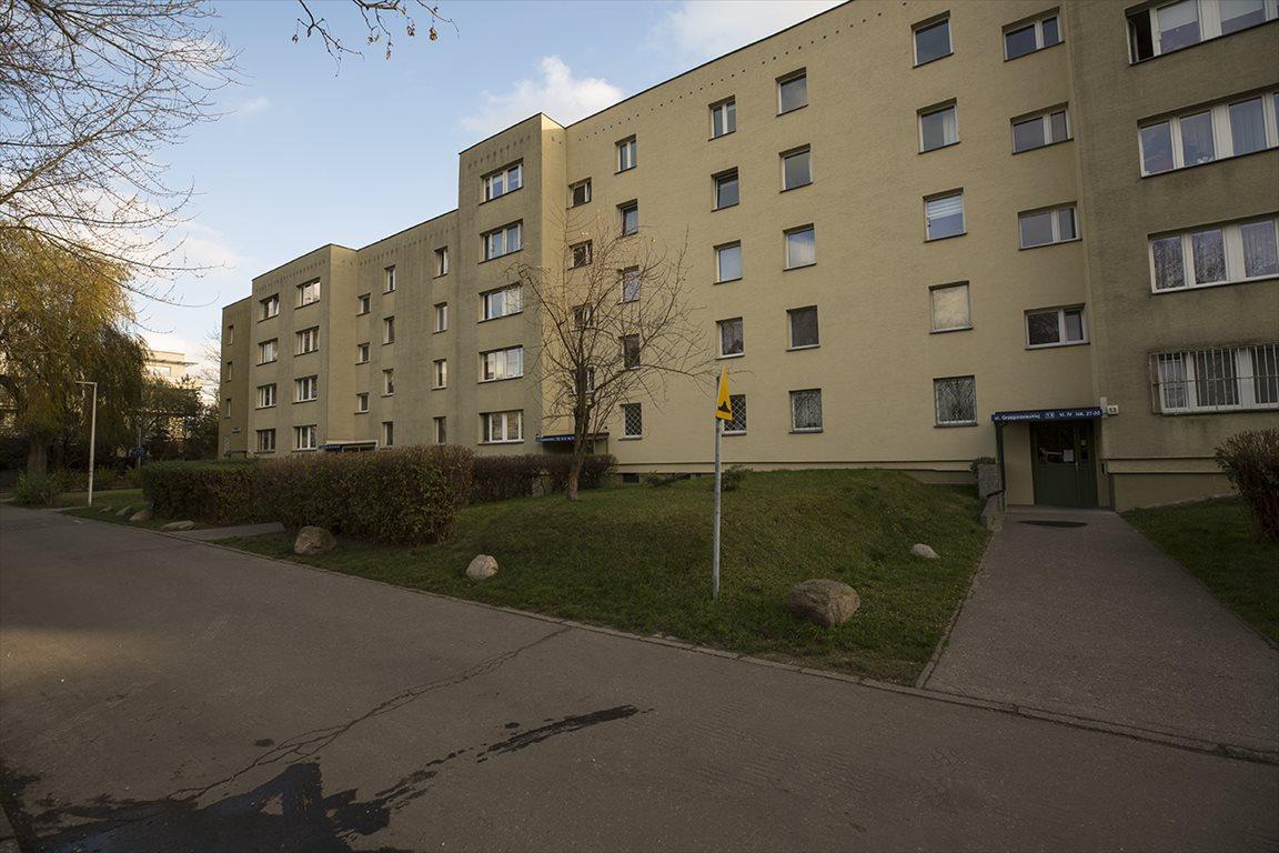 Mieszkanie czteropokojowe  na sprzedaż Warszawa, Ursynów, Marii Grzegorzewskiej 13  74m2 Foto 14