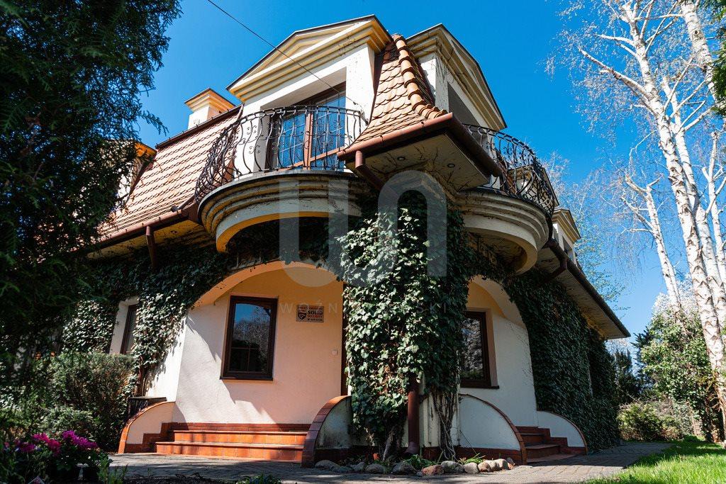 Dom na sprzedaż Warszawa, Wawer, Anin  273m2 Foto 1