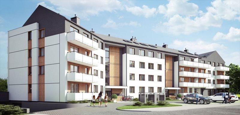 Mieszkanie dwupokojowe na sprzedaż Wrocław, Fabryczna, Maślicka  53m2 Foto 1