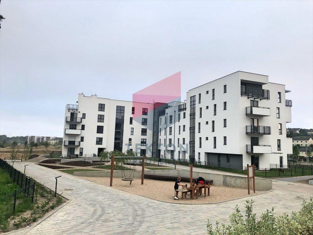 Mieszkanie trzypokojowe na sprzedaż Gdańsk, Jasień, Alfonsa Flisykowskiego  57m2 Foto 1