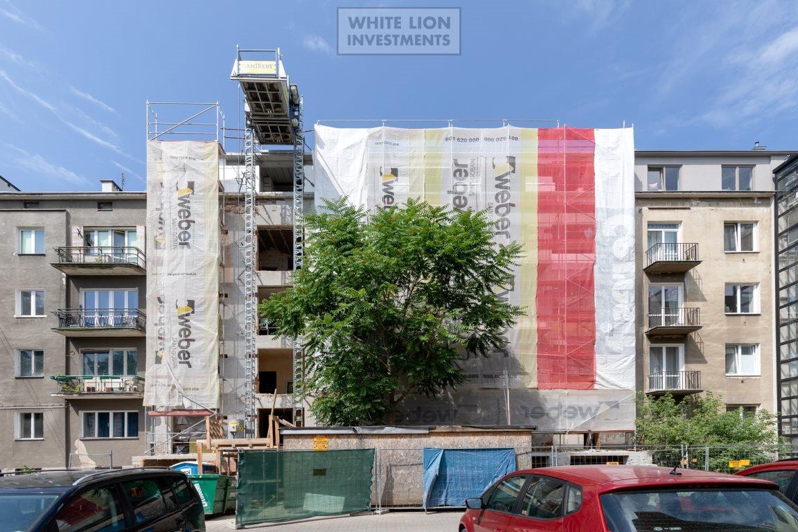 Mieszkanie trzypokojowe na sprzedaż Warszawa, Mokotów, Mokotów, Dominika Merliniego  85m2 Foto 12