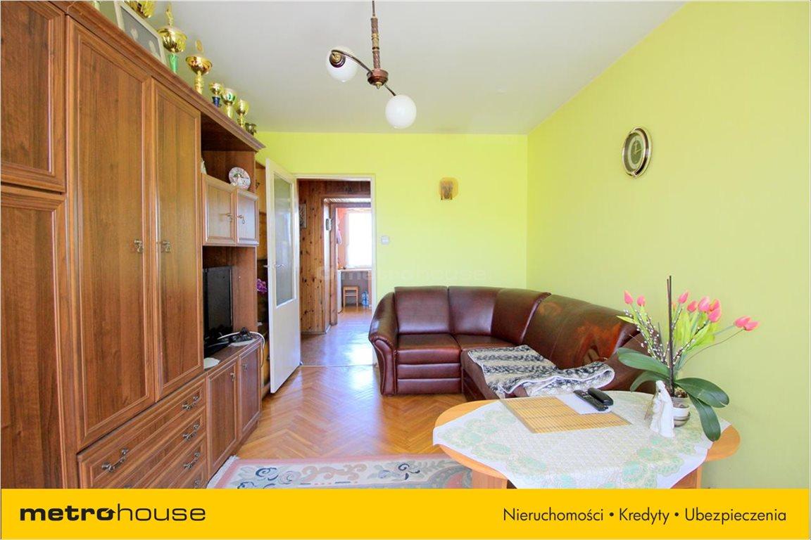 Mieszkanie trzypokojowe na sprzedaż Pabianice, Piaski, Toruńska  48m2 Foto 2