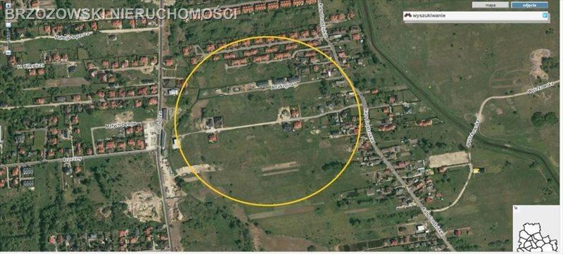 Działka budowlana na sprzedaż Warszawa, Białołęka, Kąty Grodziskie  800m2 Foto 1