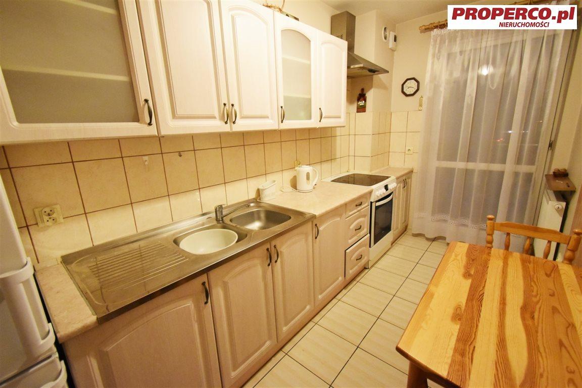 Mieszkanie dwupokojowe na wynajem Kielce, Szydłówek, Turystyczna  57m2 Foto 4