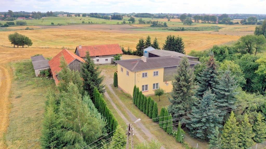 Działka siedliskowa na sprzedaż Czerwony Dwór  5410m2 Foto 3