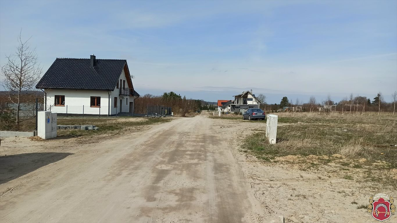 Działka budowlana na sprzedaż Darzlubie, Nowa  834m2 Foto 8