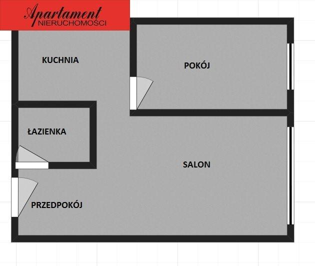 Mieszkanie dwupokojowe na sprzedaż Gdańsk, Żabianka  32m2 Foto 1
