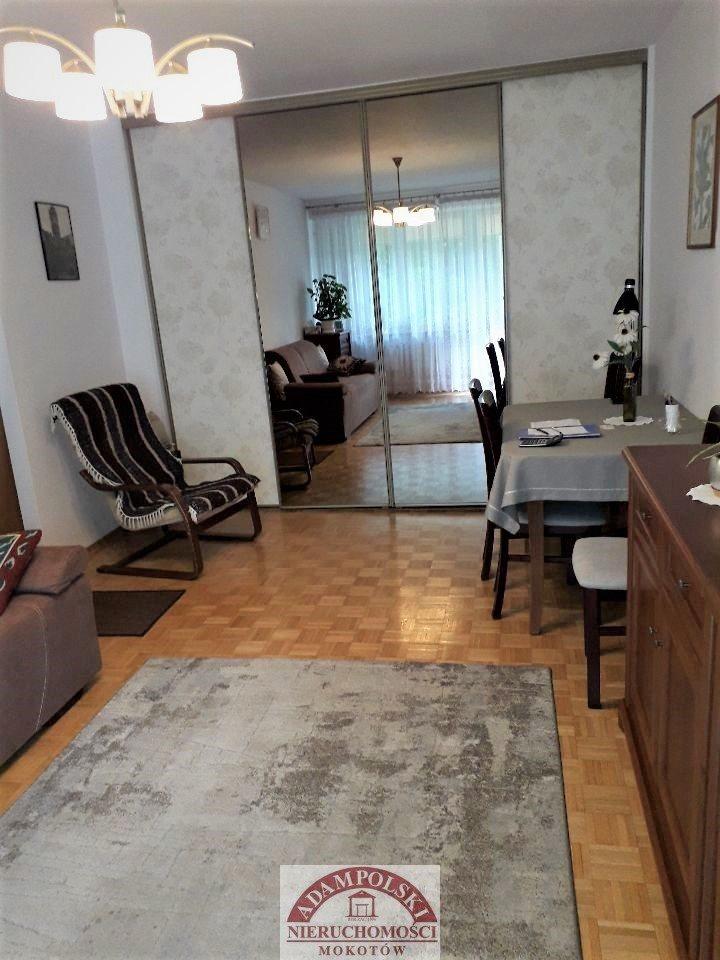 Mieszkanie dwupokojowe na sprzedaż Warszawa, Mokotów, Służew, Batuty  46m2 Foto 3