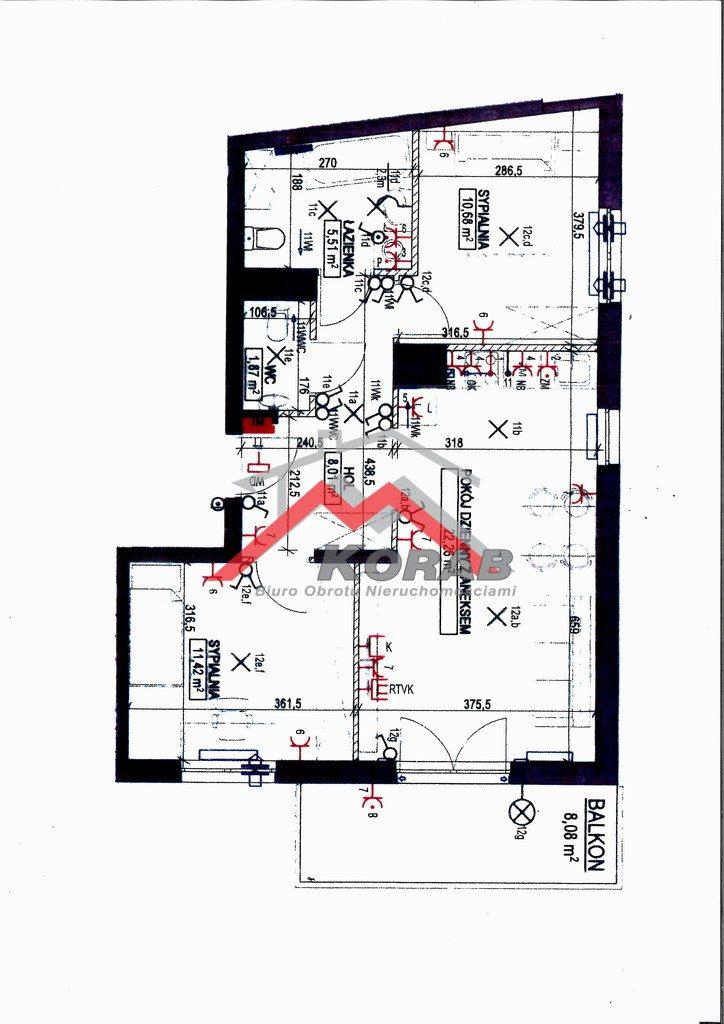 Mieszkanie trzypokojowe na sprzedaż Warszawa, Włochy, Wiktoryn  61m2 Foto 1