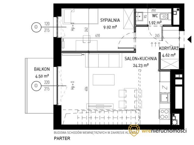 Mieszkanie czteropokojowe  na sprzedaż Wrocław, Psie Pole, Zatorska  77m2 Foto 7
