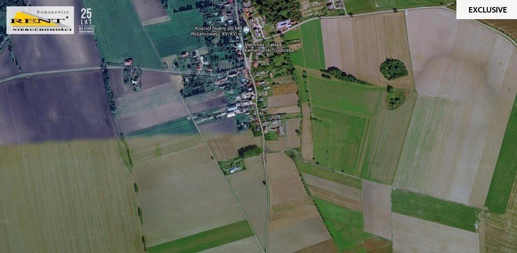 Działka rolna na sprzedaż Skalin  14031m2 Foto 1