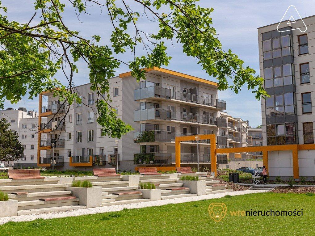 Mieszkanie trzypokojowe na sprzedaż Wrocław, Swojczyce, Marca Polo  65m2 Foto 5