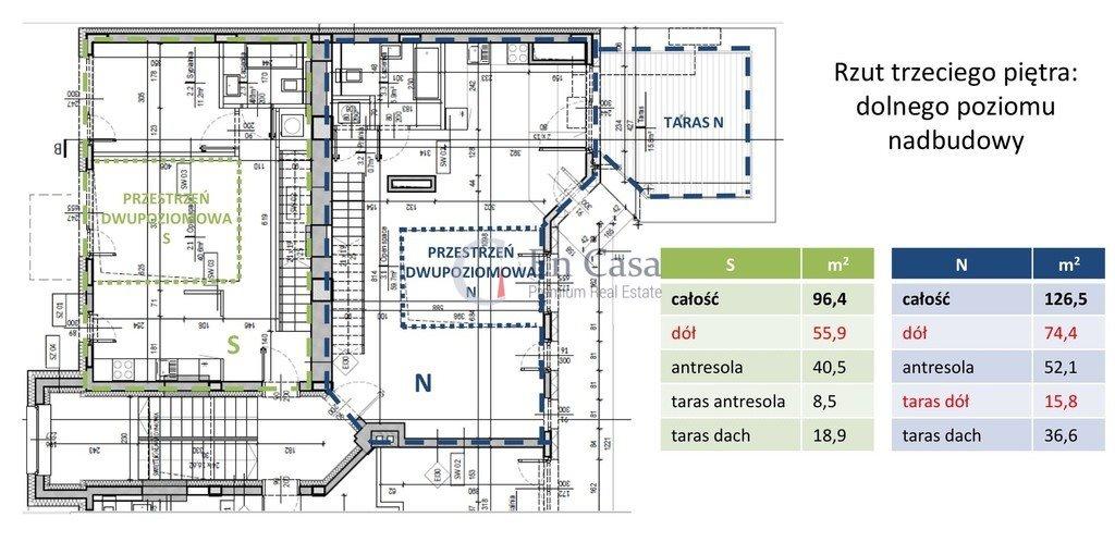 Mieszkanie na sprzedaż Warszawa, Śródmieście, Hoża  223m2 Foto 4