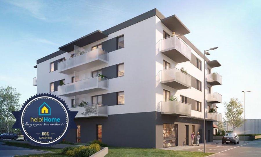 Mieszkanie dwupokojowe na sprzedaż Leszno, Antoniny  48m2 Foto 2