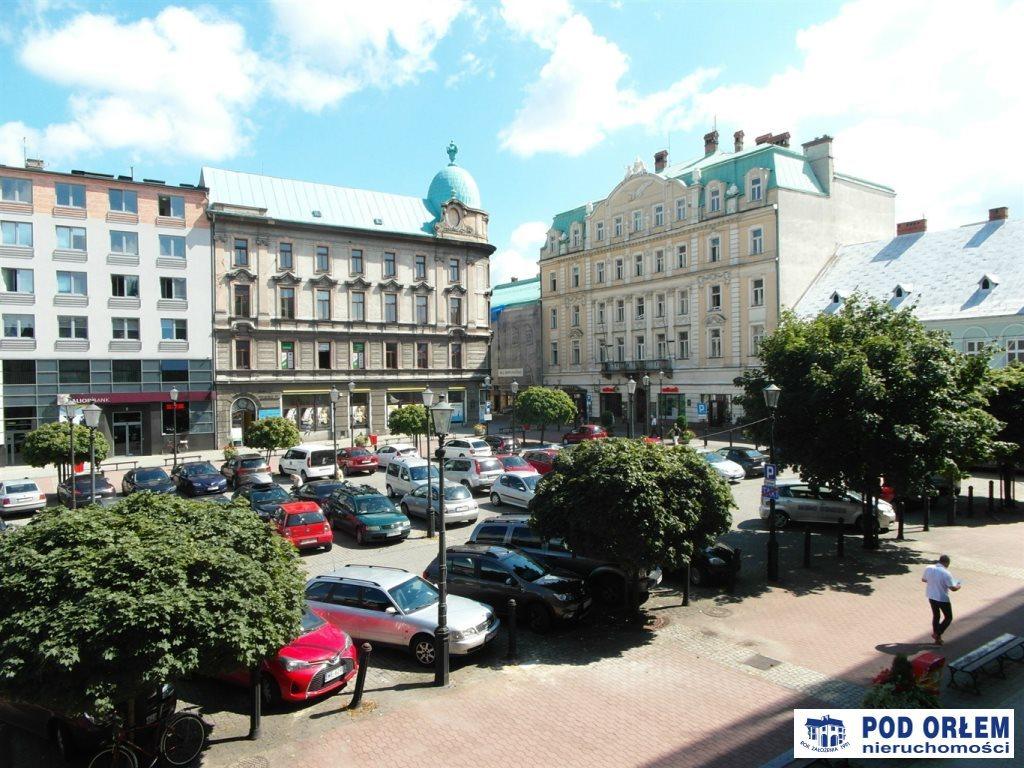 Kawalerka na wynajem Bielsko-Biała, Centrum  30m2 Foto 7