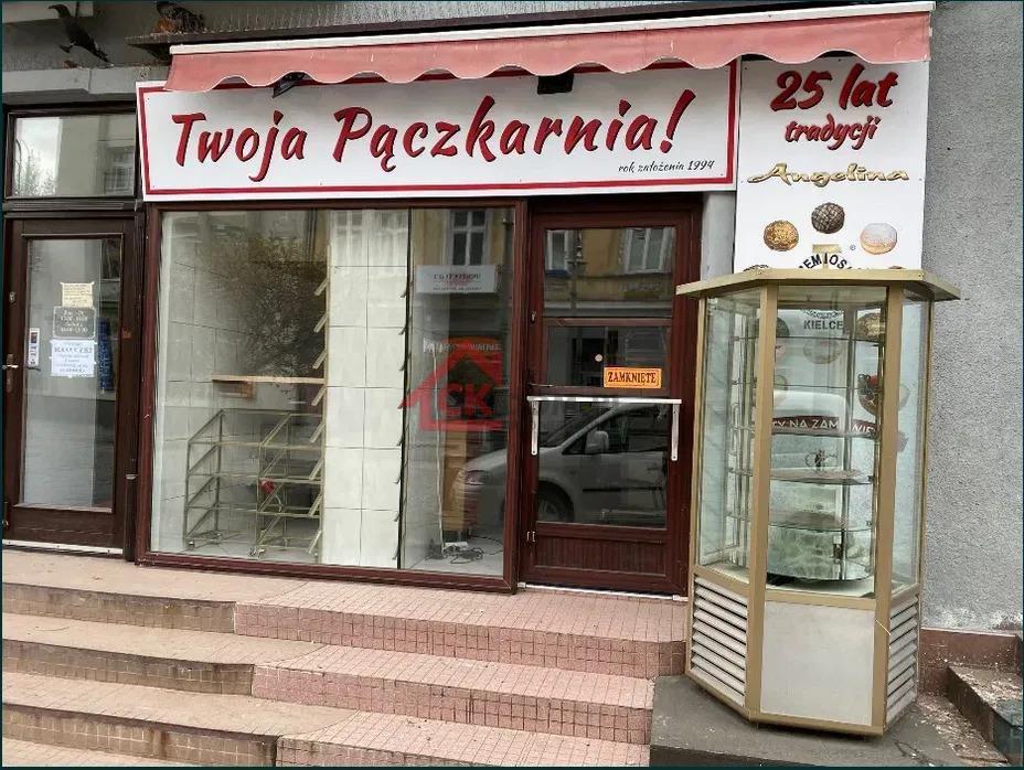 Lokal użytkowy na wynajem Kielce, Centrum, Sienkiewicza  80m2 Foto 2