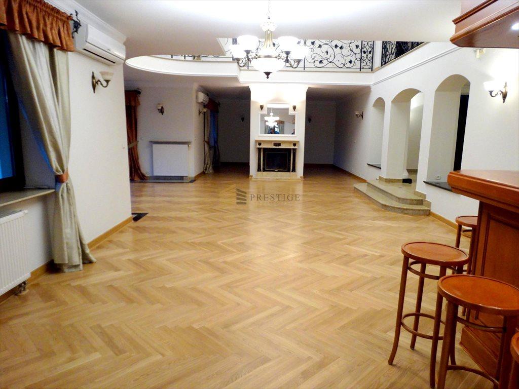Dom na wynajem Warszawa, Wilanów, Kępa Zawadowska, Zygmunta Vogla  1105m2 Foto 7