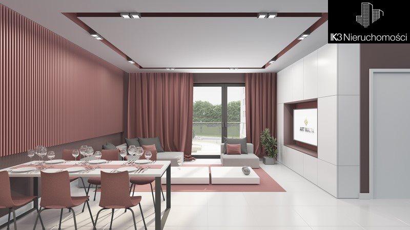 Mieszkanie dwupokojowe na sprzedaż Poznań, Malta, Katowicka  33m2 Foto 9