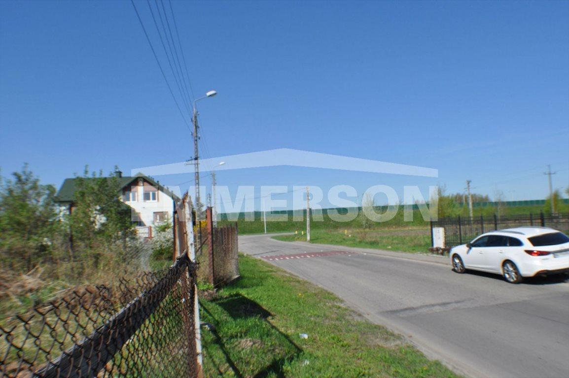 Działka przemysłowo-handlowa na sprzedaż Michałowice, Opacz-Kolonia  7521m2 Foto 3