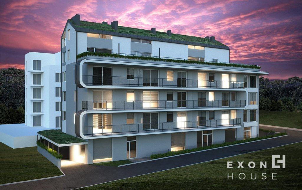 Mieszkanie trzypokojowe na sprzedaż Kraków, Podgórze, Kordiana  61m2 Foto 1