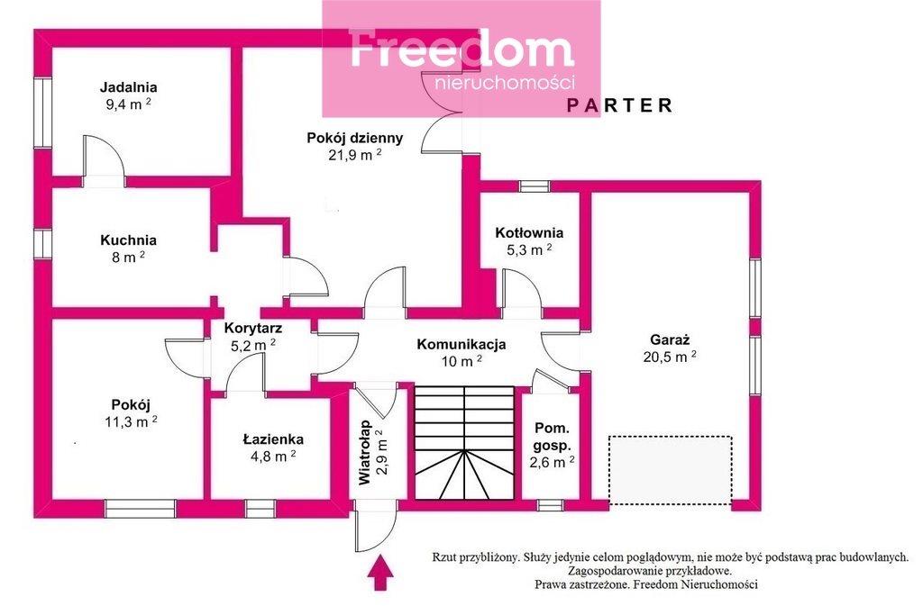 Dom na sprzedaż Jantar  203m2 Foto 4