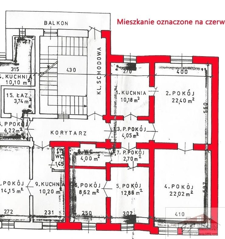 Mieszkanie czteropokojowe  na sprzedaż Przemyśl, Sportowa  87m2 Foto 7