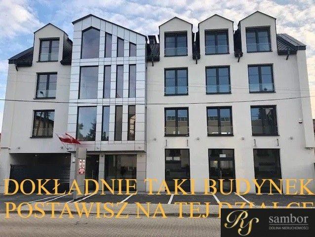 Działka inwestycyjna na sprzedaż Bielsko-Biała, Krakowska  597m2 Foto 1