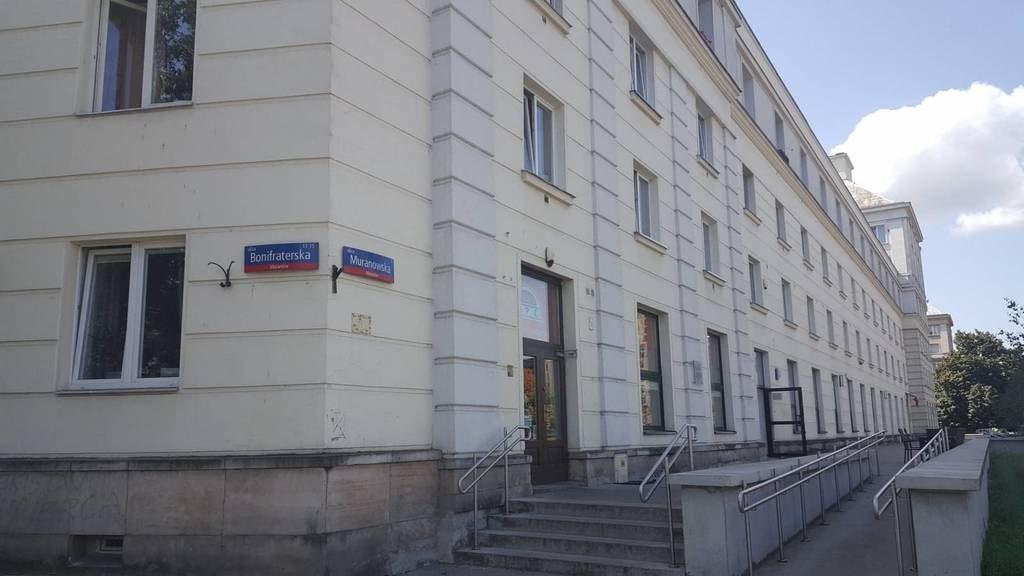 Mieszkanie dwupokojowe na sprzedaż Warszawa, Śródmieście, Bonifraterska  34m2 Foto 8