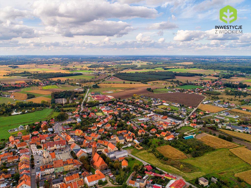 Działka budowlana na sprzedaż Prusice, Idealnie usytuowana działka budowlana  851m2 Foto 2
