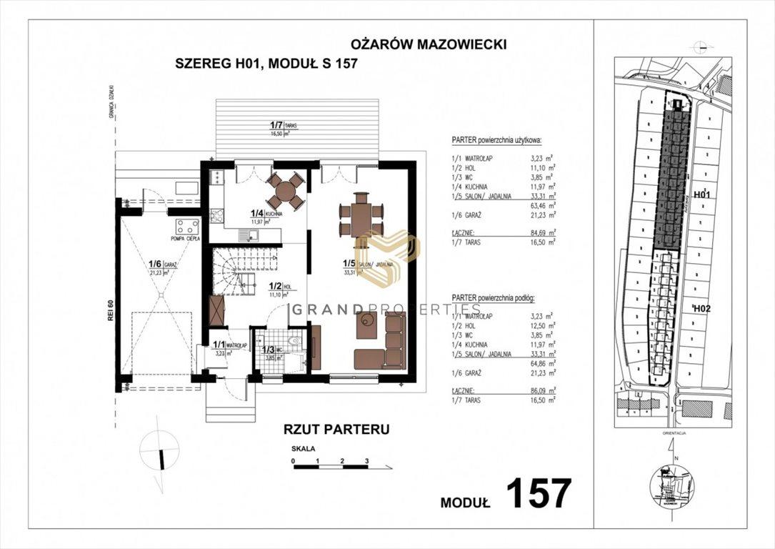 Dom na sprzedaż Kaputy  134m2 Foto 3