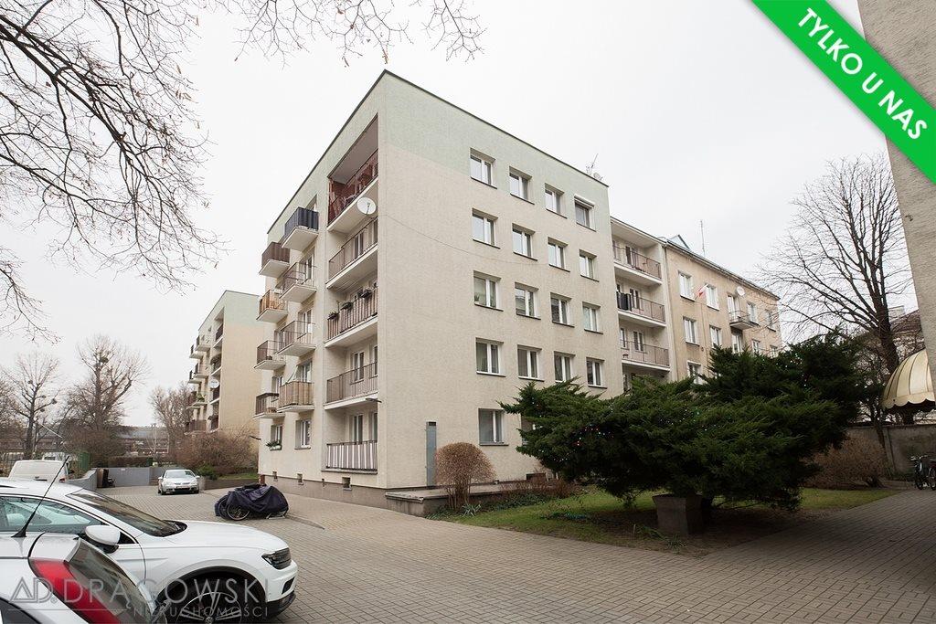 Mieszkanie trzypokojowe na sprzedaż Warszawa, Mokotów, Chełmska  56m2 Foto 10