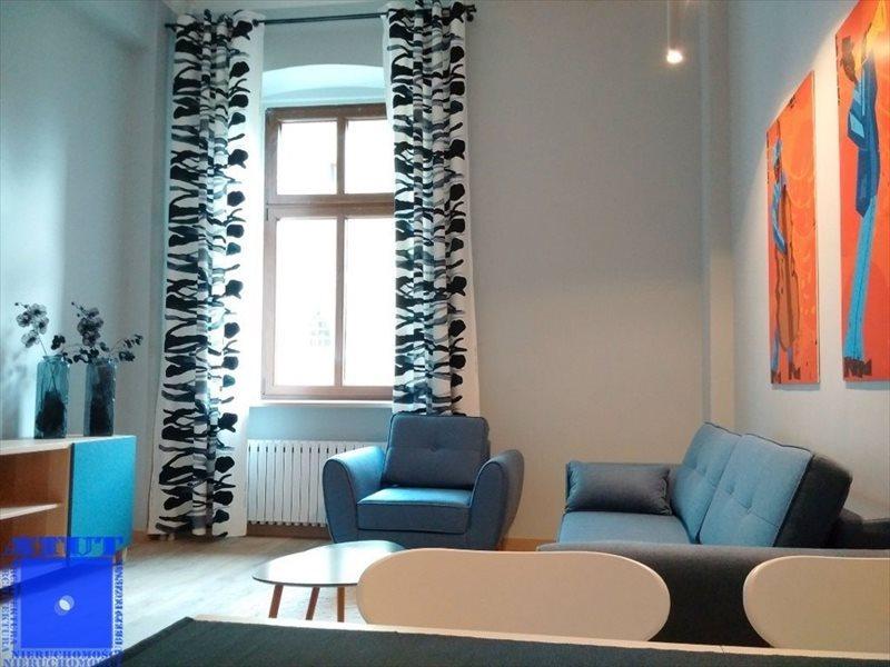 Mieszkanie dwupokojowe na wynajem Gliwice, Górnych Wałów  57m2 Foto 1