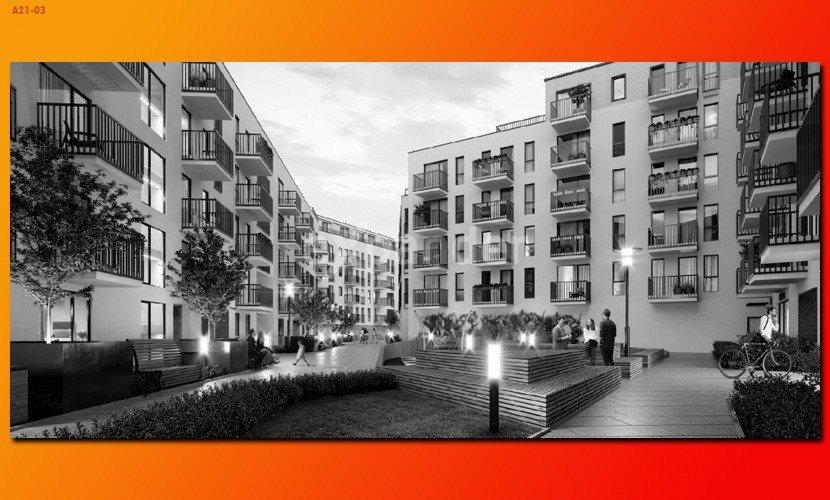 Mieszkanie dwupokojowe na sprzedaż Poznań, Garbary, Garbary  75m2 Foto 2