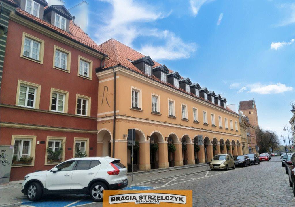 Mieszkanie dwupokojowe na wynajem Warszawa, Śródmieście, Nowe Miasto, Kościelna  44m2 Foto 10
