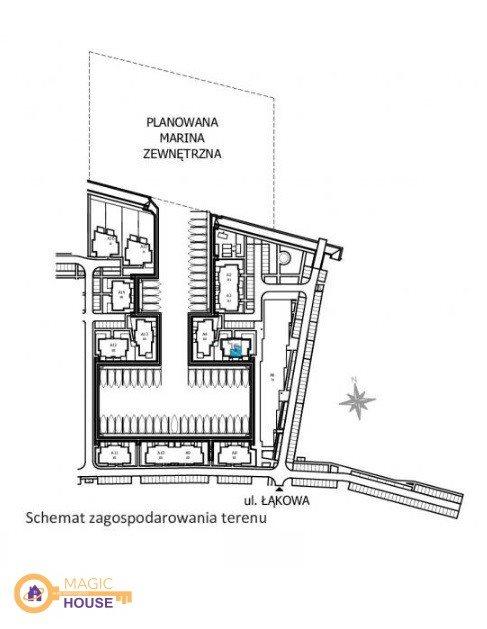Mieszkanie dwupokojowe na sprzedaż Gdańsk, Sobieszewo, Łąkowa  41m2 Foto 5