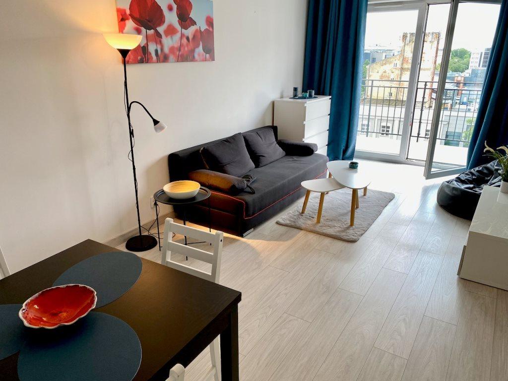 Mieszkanie dwupokojowe na wynajem Łódź, Śródmieście, Śródmieście, Gdańska  48m2 Foto 2