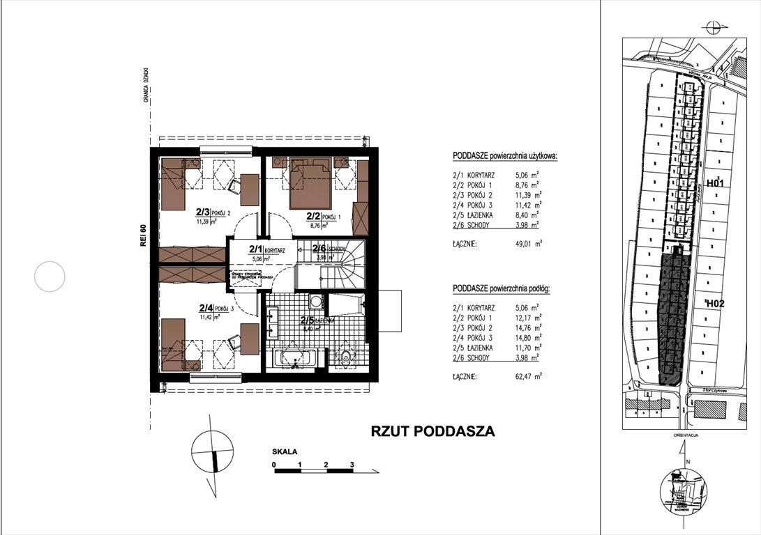 Dom na sprzedaż Ożarów Mazowiecki  134m2 Foto 4