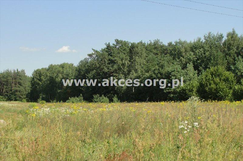 Działka budowlana na sprzedaż Jeziórko  1277m2 Foto 6