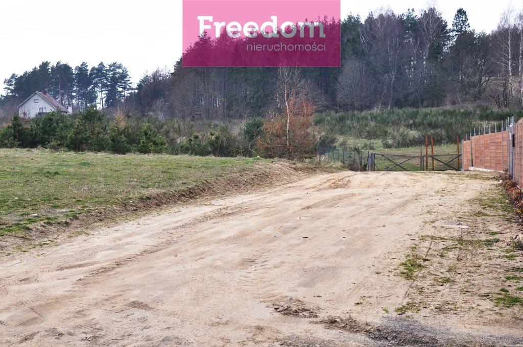 Działka budowlana na sprzedaż Nowy Dwór Wejherowski, Okrężna  1387m2 Foto 4