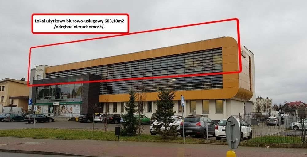 Lokal użytkowy na sprzedaż Krosno, Tysiąclecia  603m2 Foto 2